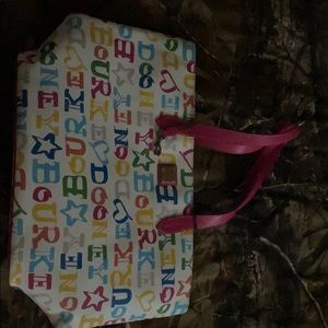 Dooney and Bourke Large Shopper Tote